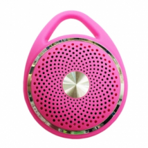 [1368]M1 - OEM ลำโพง Bluetooth Speaker Mini R-LY02 Pink