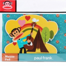 [155]D1 - Rizz Paul Frank Mouse Pad PF-MP11 (Indiana)