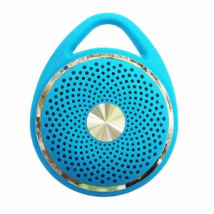 [1370]M1 - OEM ลำโพง Bluetooth Speaker Mini R-LY02 Blue