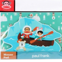 [156]D1 - Rizz Paul Frank Mouse Pad PF-MP12 (Eskimo)