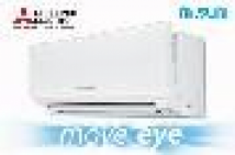 แอร์บ้าน MITSUBISHI ( NEW MOVE EYE ) MS-SFF13VC 12793.64BTU