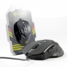 [1603]J - USB Optical Mouse NUBWO (NM-18) Black(#1Y)